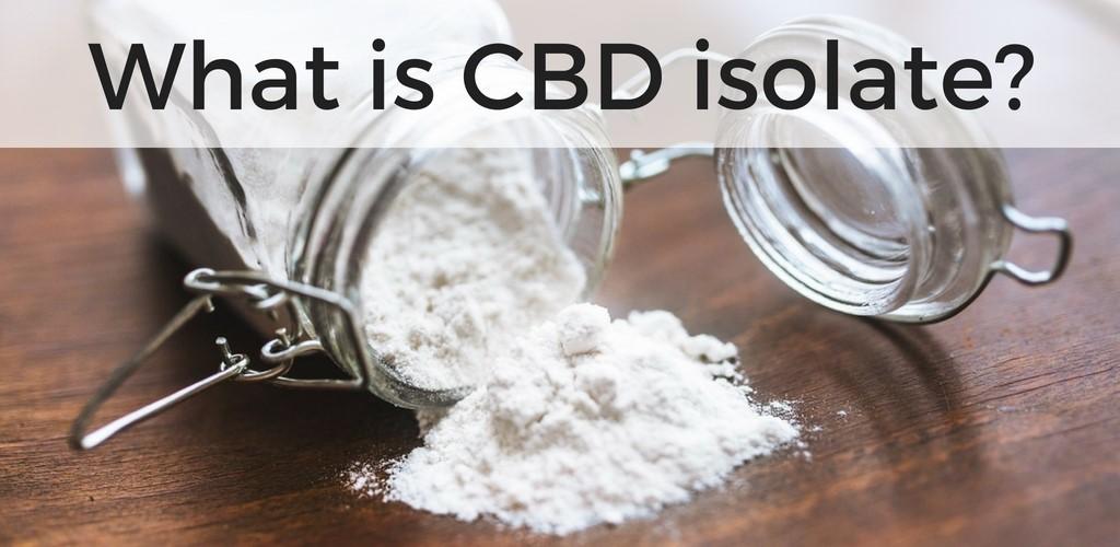CBD Isolate powder, What Is CBD Isolate Powder?